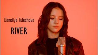 Daneliya Tuleshova - River (Bishop Briggs cover) screenshot 4