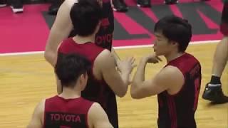 アルバルク東京vs新潟アルビレックスBB|B.LEAGUE第2節 GAME2Highlights|10.10.2017 プロバスケ (Bリーグ)