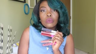 *New* COLOUR POP | COLOURED RAINE & ANASTASIA BEVERLY HILLS