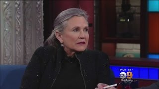 Carrie Fisher Hospitalized At Ronald Reagan UCLA Medical Center