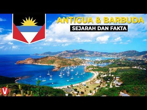 Pernah Mendengar Negara Antigua dan Barbuda? Inilah Sejarah & Faktanya!