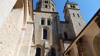 Cluny et son Abbaye  (Saône et Loire) Bourgogne