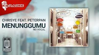 Chrisye Feat. Peterpan - Menunggumu (Official Karaoke Video)   No Vocal - Female Version