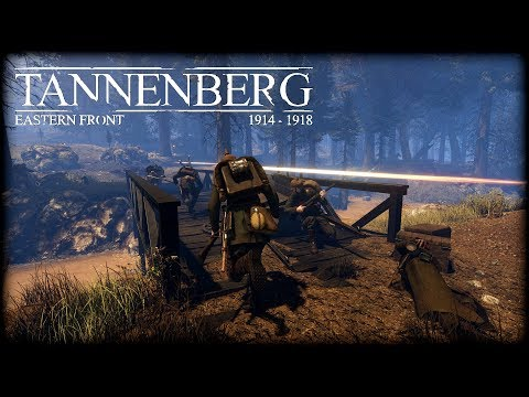 Tannenberg - WW1 Warfare - Livestream