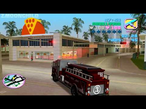 Starter Save - Part 1 - GTA Vice City PC - Complete Walkthrough - Achieving 44.81%