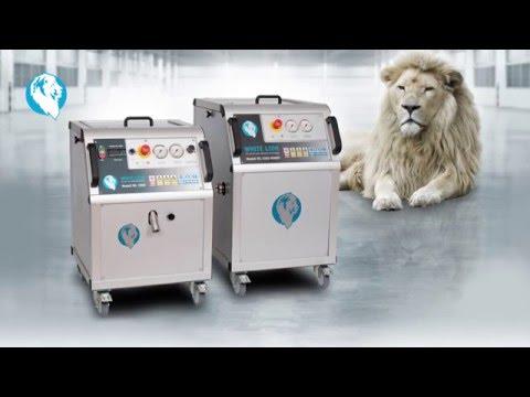 white_lion_dry_ice_&_laser_cleaning_technology_gmbh_video_unternehmen_präsentation