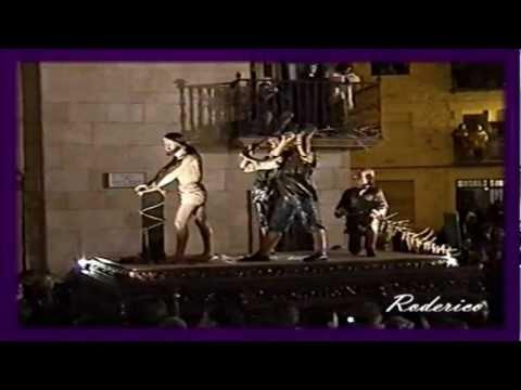 La Flagelación entra en el Museo. Semana Santa Zamora 2002
