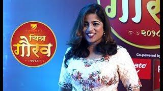 RJ Malishka At Zee Chitra Gaurav Puraskar 2018 | Marathi Cinema Awards | Chillx Marathi
