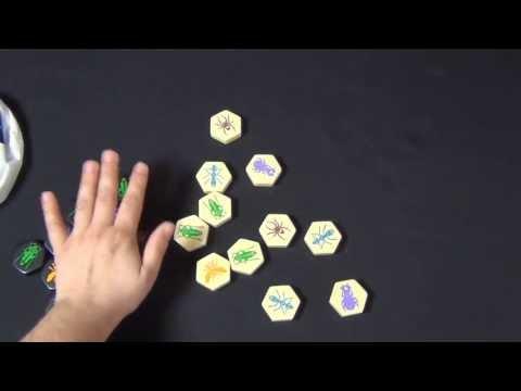 Rój (Hive)  game play - czyli jak grać?