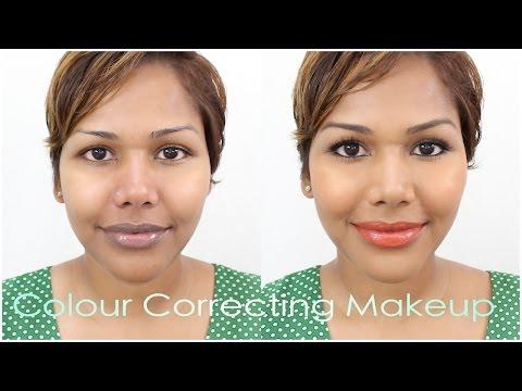colour-correcting-makeup-+-grwm- -no-more-ashy-makeup