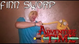Hot To Make Finn Sword From Adventure Time