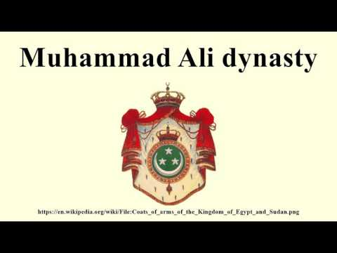 Muhammad Ali dynasty
