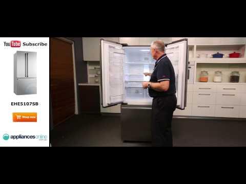 510l electrolux 3 door fridge ehe5107sb reviewed by product expert appliances online duration 243 appliances online australia views 243