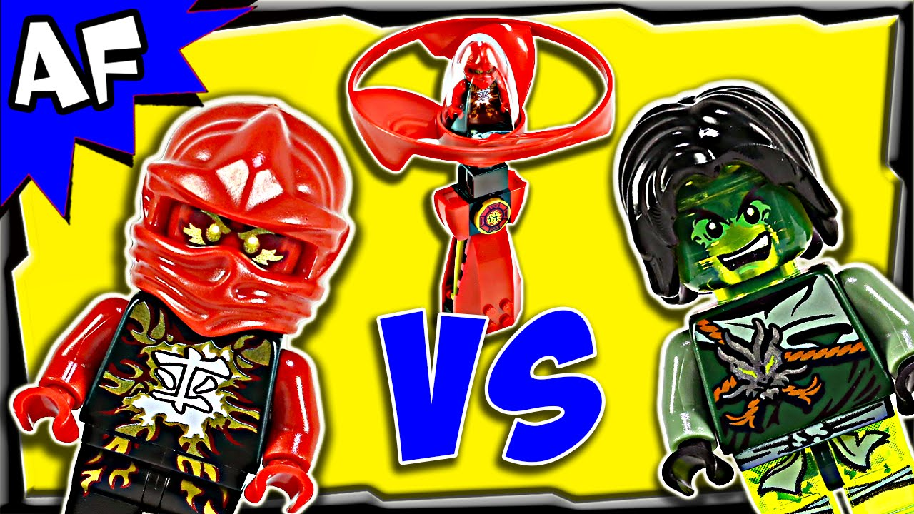 Lego ninjago kai vs morro airjitzu battle review 70739 youtube - Ninjago vs ninjago ...