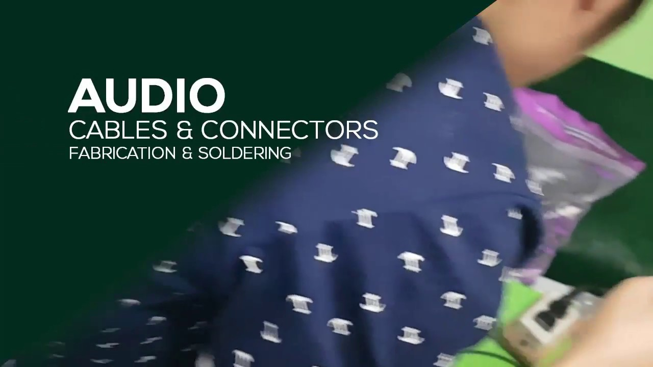 Module 1 Live Sound Technology Training by Mark Yulo Audio Engineering