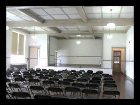 Gallery I: The Auditorium