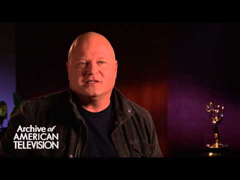 Michael Chiklis discusses playing the Thing in the movie tastic Four  EMMYTVLEGENDS.ORG