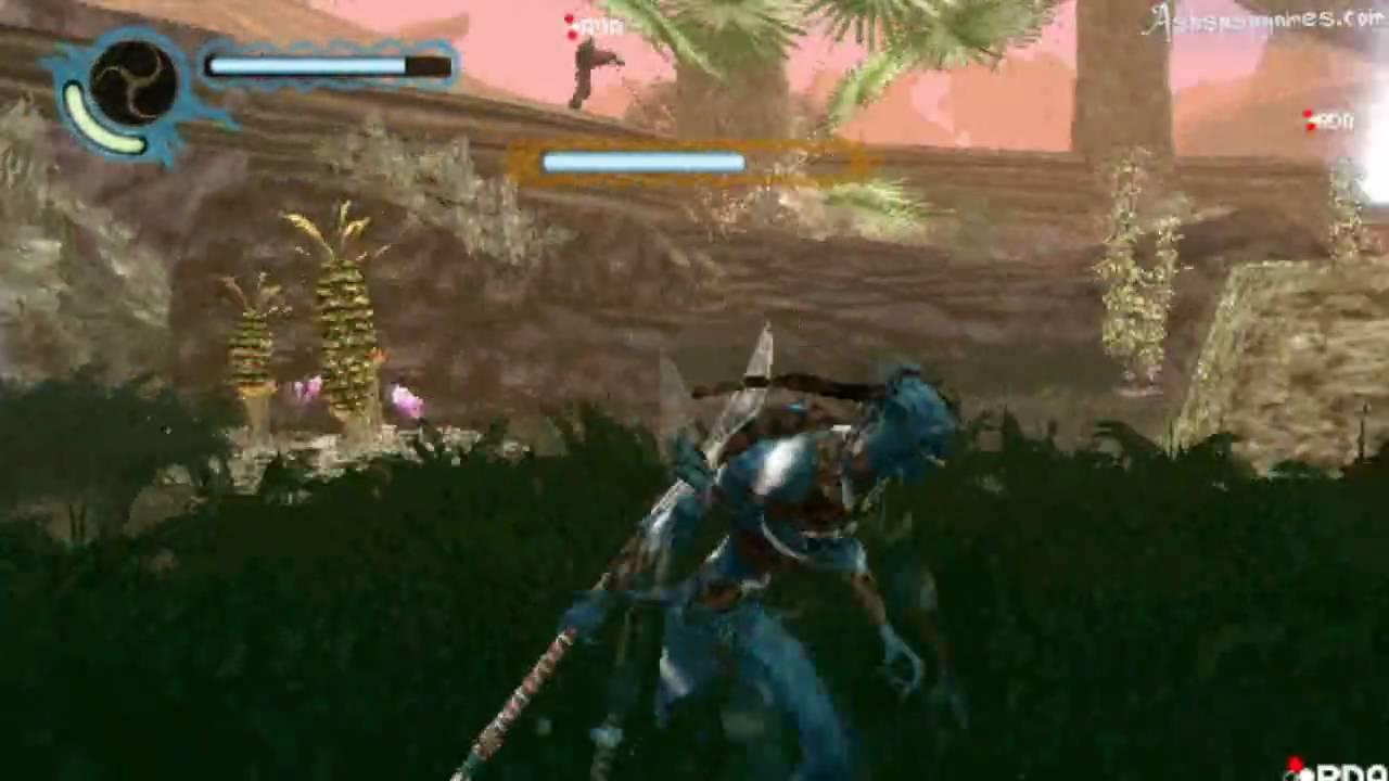 мини игры аватар на psp: