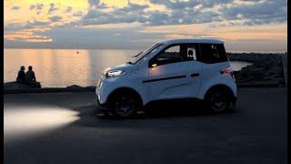 Электромобиль Zetta от 450 000 руб., выпуск на начало 2020 года.