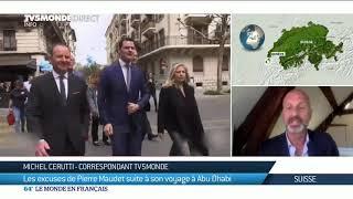 Le voyage controversé à Abu Dhabi de l'étoile montante de la politique suisse