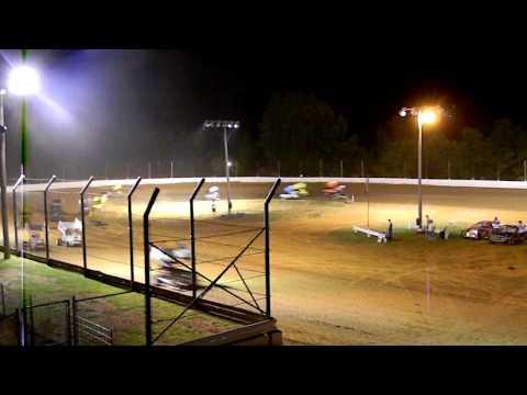 Doe Run Raceway 7/20/12 Micro Feature Part 1