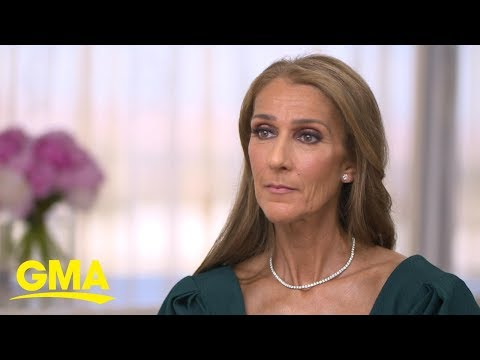Celine Dion shares advice for those grieving after her husband&39;s death  GMA