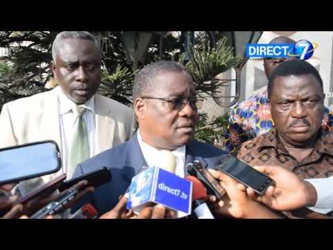 Un Ancien Ministre Togolais Menacé de Mort.