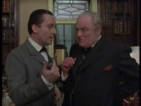 Mycroft : Brother of Mine