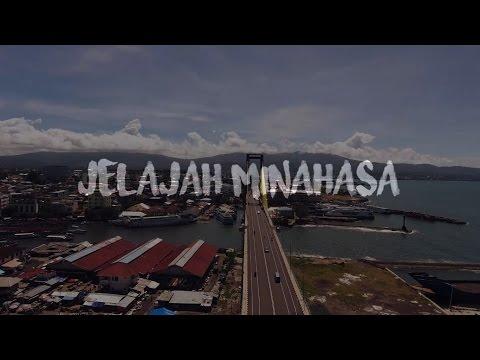 Jelajah Minahasa - Bersepeda melewati objek wisata yang indah di Minahasa Sulawesi Utara