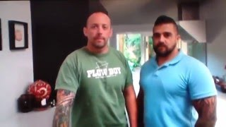 Gay Married Male Cop Couple & The Dysfunction Of House - Police Officer