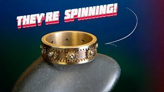 """A ring with a """"simple"""" complex mechanism!"""