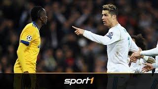 Juve-Star hofft auf Transfer von Cristiano Ronaldo | SPORT1 - TRANSFERMARKT