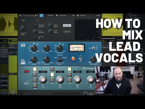 How to #Mix Female Lead Vocals