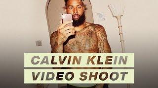 EXCLUSIVE Behind the Scenes of My Calvin Klein Shoot   Odell Beckham Jr. #MyCalvins