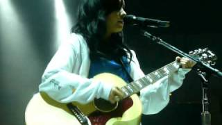 "Demi Lovato ""Two Worlds Collide"" LIVE Soundcheck"