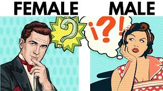 What Gender Is Your brain? Ultimate Personality Test