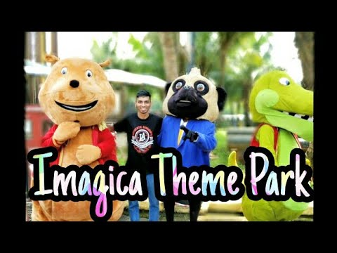 Adlabs Imagica Theme Park | All Rides | Full Overview | Snowmagica | Best Resort in Mumbai |
