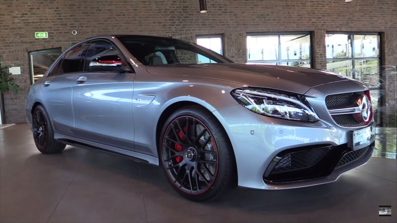 Mercedes Benz C63 S Amg Edition 1 2017 In Depth Review Interior