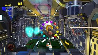 SONIC FORCES (XB1) Chemical Plant