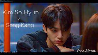 Jo Jo Kim So Hyun x Sun Oh Song KangLove Alarm MV