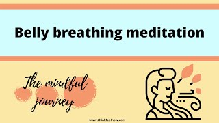Belly Breathing Meditation