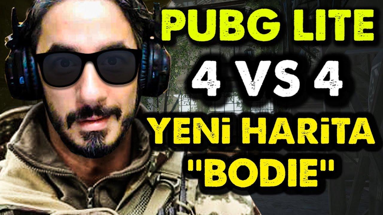 YENİ OYUN MODU VE YENİ HARİTA ''BODIE'' - PUBG Lite