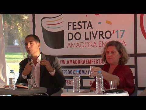 Ricardo Araújo Pereira e Rui Cardoso Martins na Festa do Livro 2017