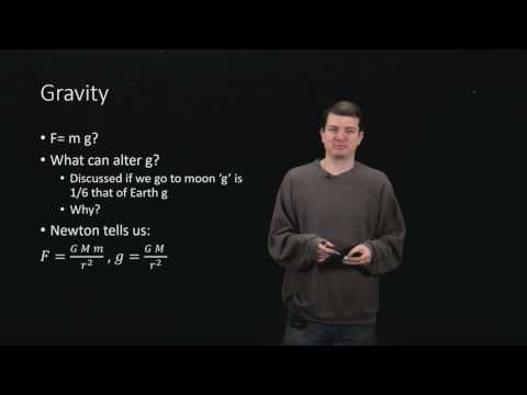 Introduction: Newtonian Gravity