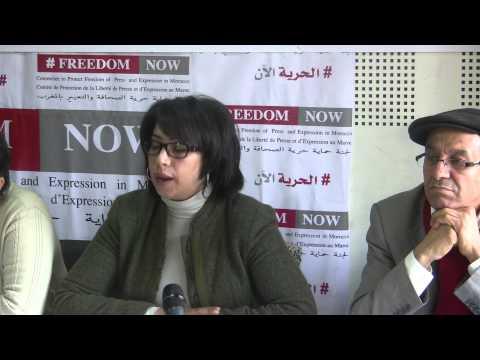 Freedom Now présente son rapport