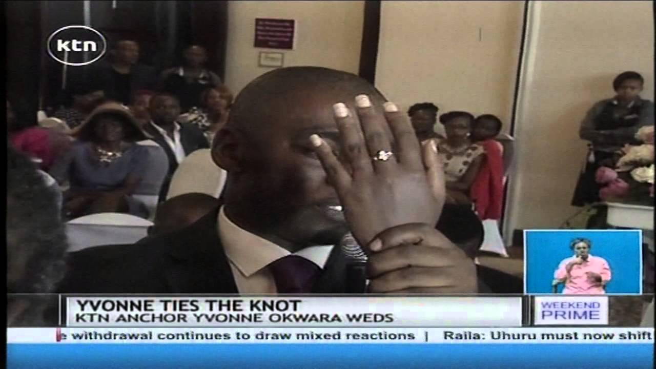 Ktn news anchor wedding