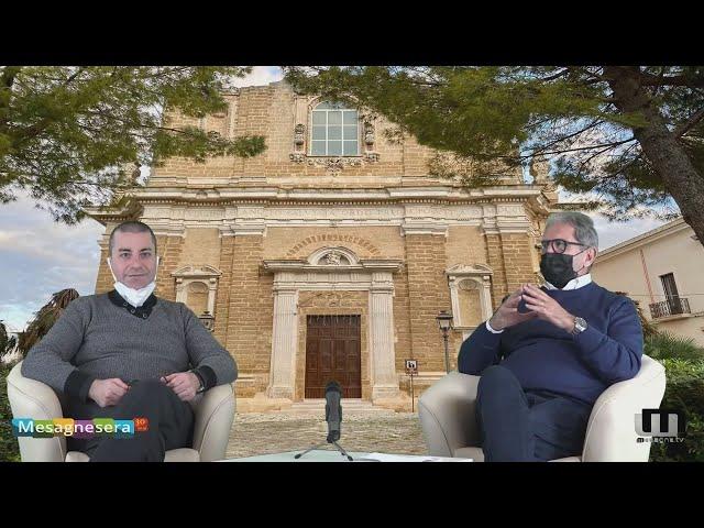 Intervista di fine anno a Don Salvatore Tardio, parroco della SS Annunziata di Mesagne