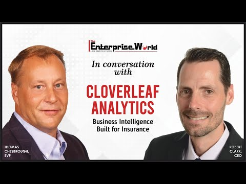 In Conversation with Cloverleaf Analytics | Best BI Solutions for Insurance | InsuranceTech Solution