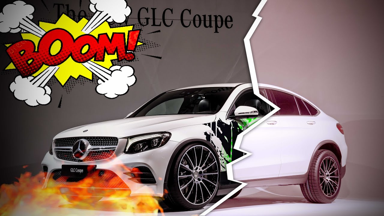 Mercedes Glc Coupe Tuning >> Brandnew Mercedes Glc Tuning Ps Youtube