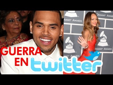 Rihanna Llama Chris Brown